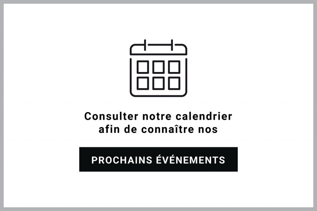 calendrier événements mlcreation